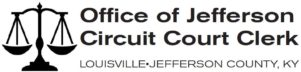 Office of Jefferson Circuit Court Clerk David L. Nicholson Logo